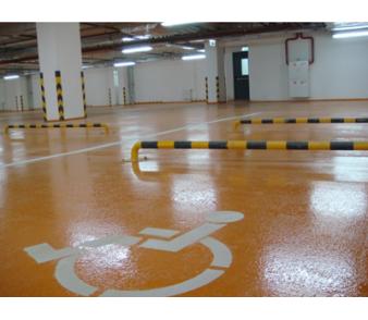 Подземный паркинг Отеля «Ibis», г. Красноярск>