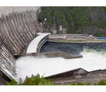 Саяно- Шушенская ГЭС>