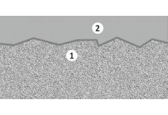 Выравнивающая (самовыравнивающая) стяжка на цементной основе