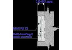 Ремонт вертикальных, наклонных и потолочных бетонных поверхностей в сжатые сроки и/или при температуре окружающей среды до – 10 °С