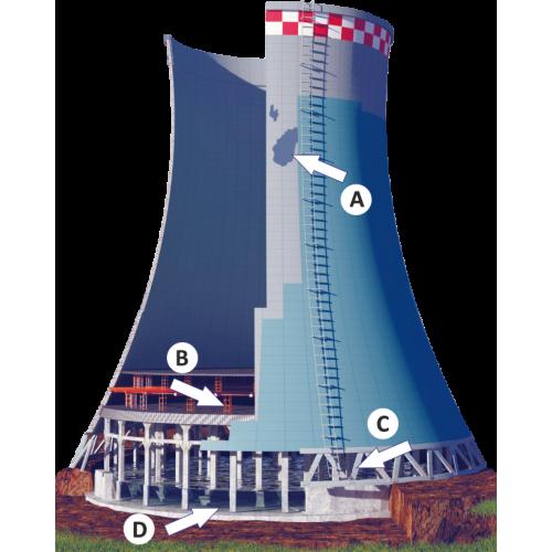 Гидроизоляция чаш градирен клей полиуретановый двухкомпонентный марки uzin мк-92 s расход