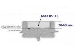 Ремонт горизонтальных поверхностей, подвергающихся динамическим и ударным воздействиям