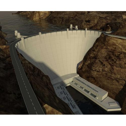 Бетон плотина технология инъектирования бетона